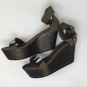 f4aa3564cf7 Vic Matie Shoes - Vic Matie Malawi Wedge Trendy Highs